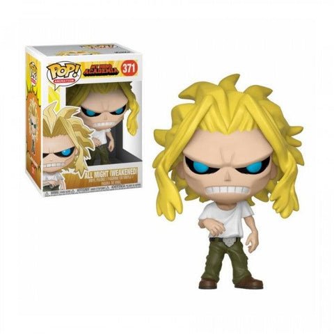 POP! Vinyl : My Hero Academia - All Might affaibli
