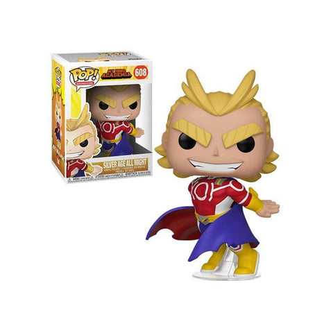 POP! Vinyl : My Hero Academia - All Might Silver Age