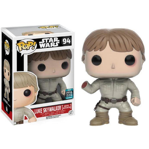 Pop! Bobble : Star Wars - Luke w/ Missing Hand SWC2016