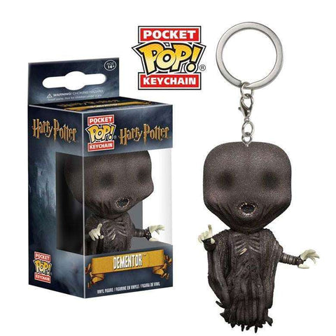 POCKET POP! Porte-Clés : Harry Potter - Dementor
