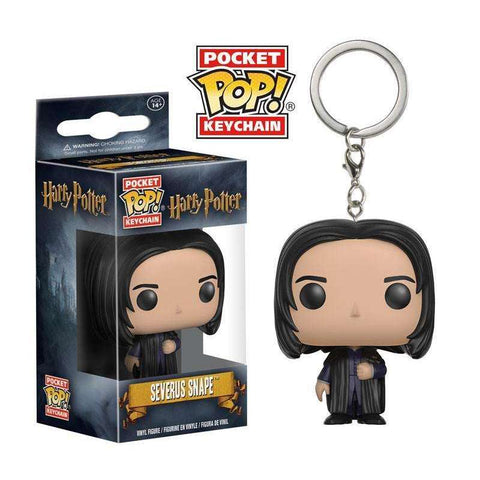 POCKET POP! Porte-Clés : Harry Potter - Severus Snape