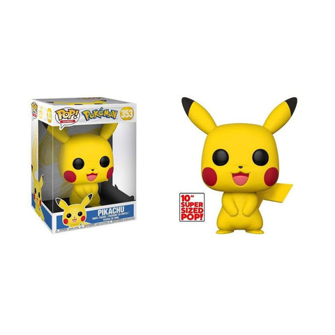 POP! SuperSized : Pokémon - Pikachu Excl. import US-Very Bad Geek