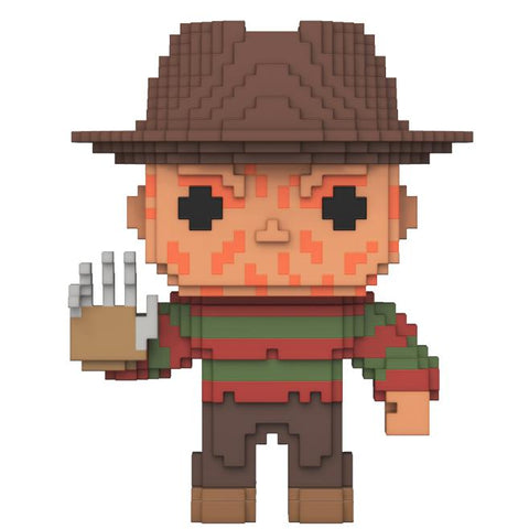 POP! Vinyl : Horror - 8-Bit Freddy Krueger-Very Bad Geek