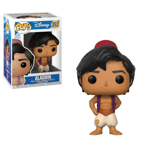 POP! Vinyl : Disney Aladdin - Aladdin-Very Bad Geek