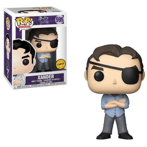 POP! Vinyl : Buffy Contre Les Vampires - Xander-Very Bad Geek