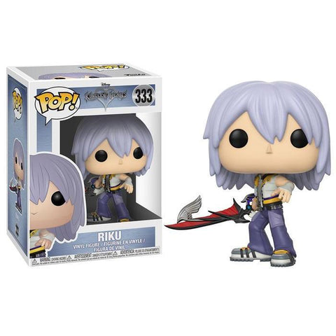Pop! Vinyl : Kingdom Hearts - Riku