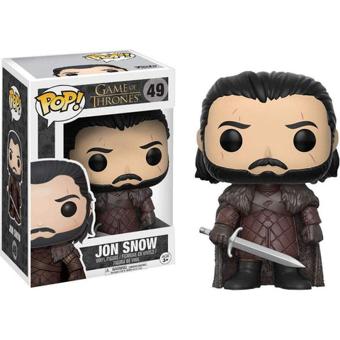 POP! Vinyl : Game of Thrones - Jon Snow (Saison 7)