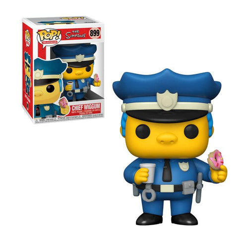 POP! Vinyl : The Simpsons - Chief Wiggum