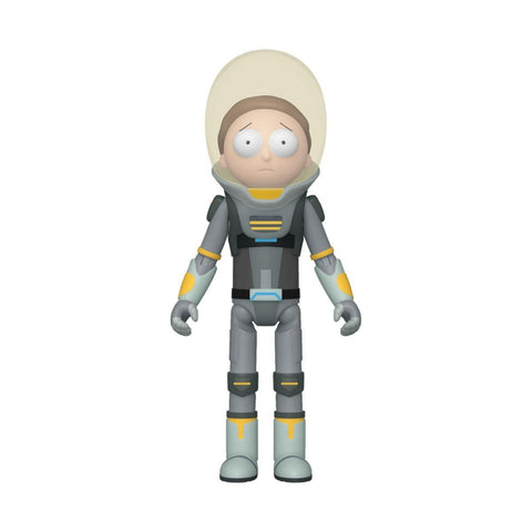 Action figure - Rick & Morty - Space Suit Morty