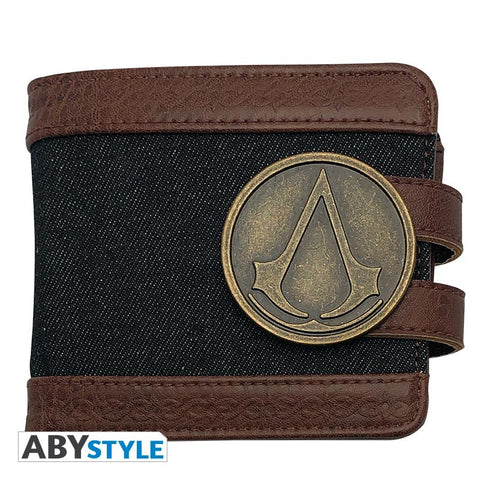 Portefeuille Assassin's Creed Deluxe-Very Bad Geek