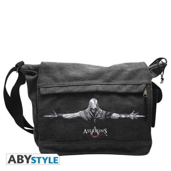 "Sac besace Assassin's Creed ""Ezio"" Grand Format"