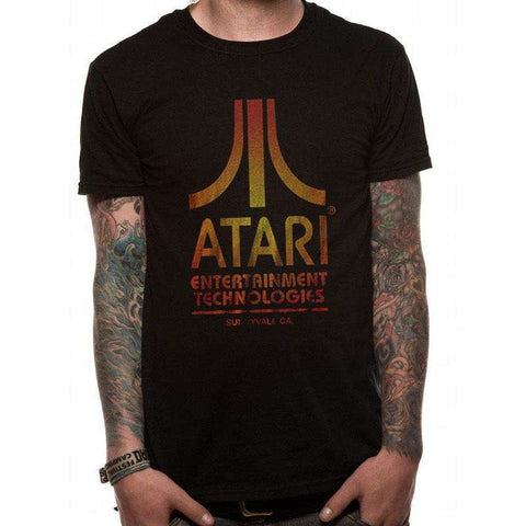 "T-Shirt Unisexe - Atari ""Logo""-Very Bad Geek"
