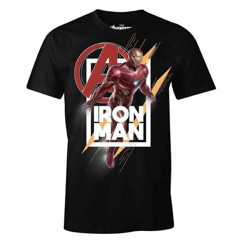 "T-Shirt Iron-Man unisexe ""Avengers Endgame"" - Marvel"