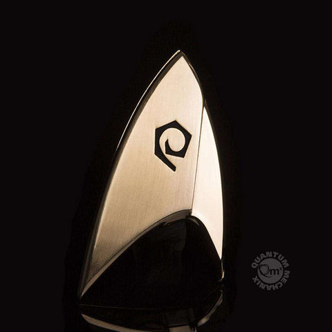 "Insigne Star Trek Discovery ""Operations"" - badge magnétique"