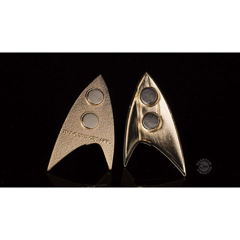 "Insigne Star Trek Discovery ""Operations"" - badge magnétique-Very Bad Geek"