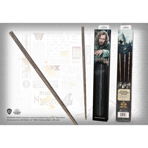 "Baguette magique ""Sirius Black"" blister - Harry Potter"