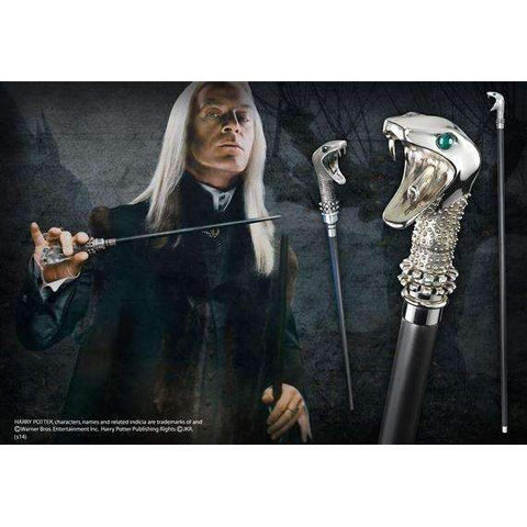 "Canne Baguette ""Lucius Malefoy"" - Harry Potter"