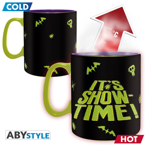Mug Beetlejuice thermo-réactif-Very Bad Geek