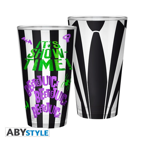 Verre Beetlejuice XXL - 400 ML-Very Bad Geek