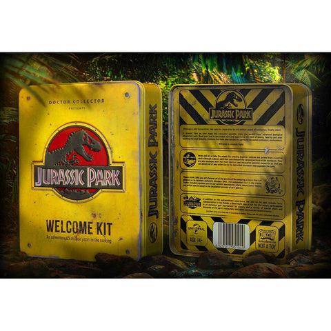 Coffret collector Jurassic Park - Welcome Kit Standard Edition