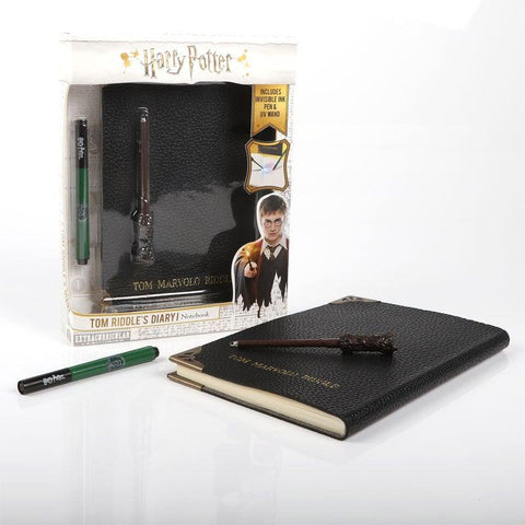 "Cahier et Stylo encre invisible ""Journal de Tom Jedusor"" - Harry Potter-Very Bad Geek"