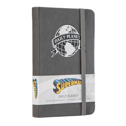 "Cahier A6 Deluxe ""Daily Planet"" Superman"
