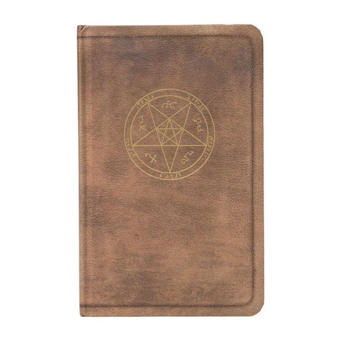 "Cahier A5 Deluxe ""John Winchester"" Supernatural-Very Bad Geek"