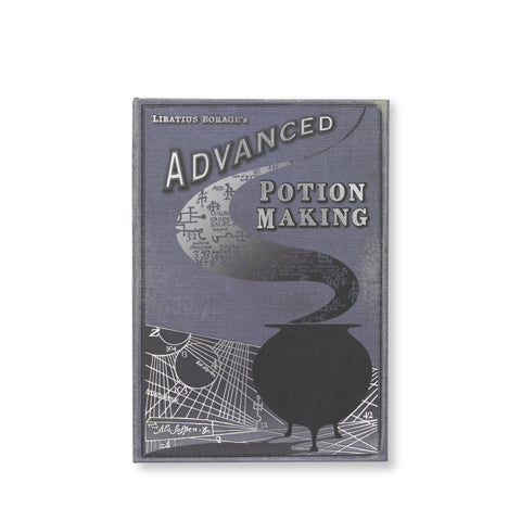 "Cahier ""Fabrication de Potions Niv. Avancé II"" - Harry Potter-Very Bad Geek"