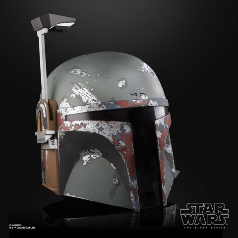 Casque Électronique Boba Fett - Star Wars Black Series par Hasbro