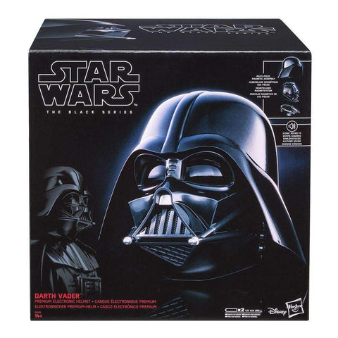 Casque Électronique Darth Vader - Star Wars Black Series par Hasbro