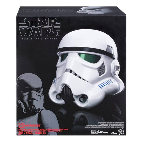Casque Électronique Stormtrooper - Star Wars Rogue One