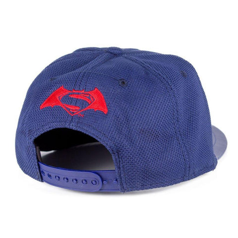 "Casquette Superman ""Batman v Superman"" Snapback-Very Bad Geek"