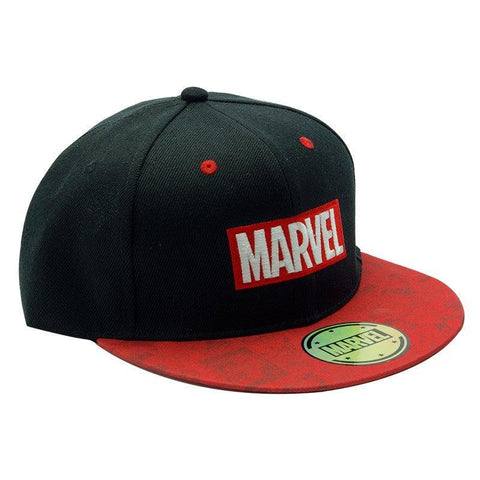 Casquette Marvel snapback-Very Bad Geek
