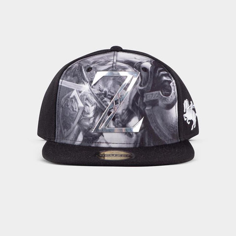 "Casquette Zelda ""Fighting"" snapback-Very Bad Geek"