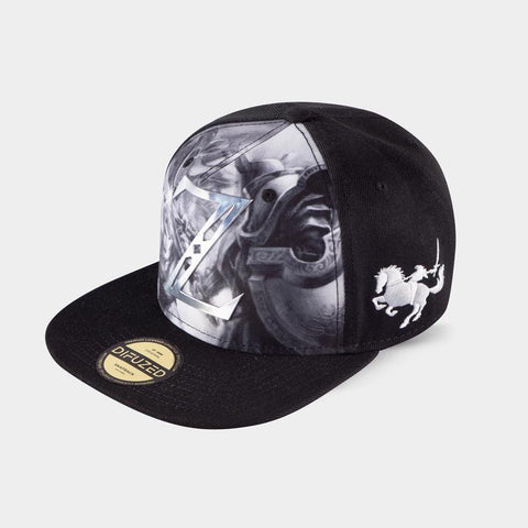 "Casquette Zelda ""Fighting"" snapback"