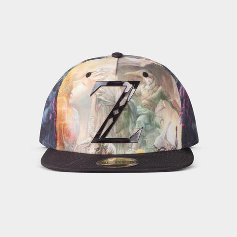 "Casquette Zelda ""Mystical"" snapback-Very Bad Geek"
