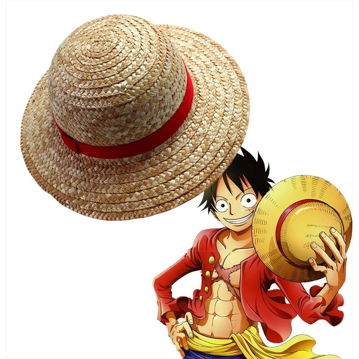 Chapeau De Paille De Luffy One Piece