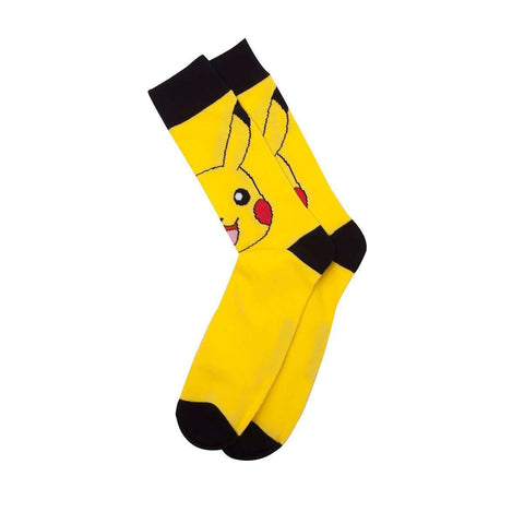 "Chaussettes Pokémon ""Pikachu""-Very Bad Geek"