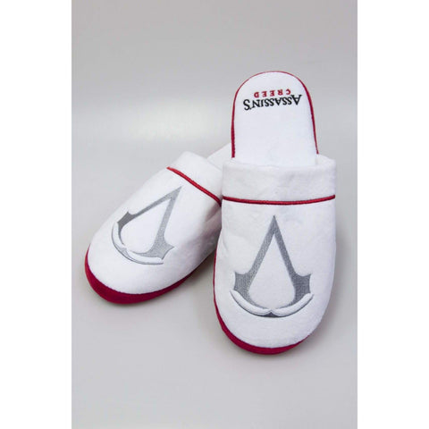 Chaussons Assassin's Creed blancs