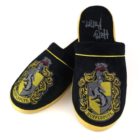 "Chaussons ""Poufsouffle"" - Harry Potter"