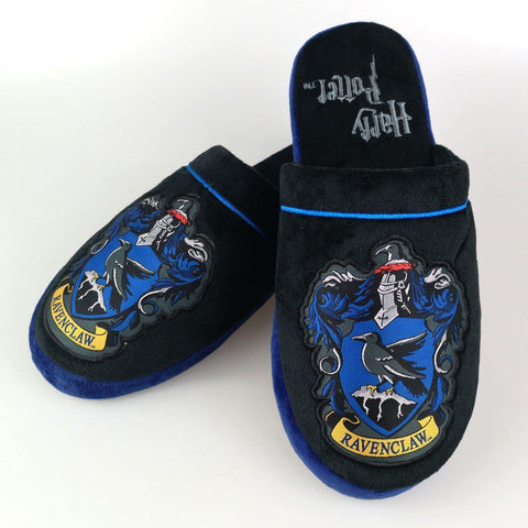 "Chaussons ""Serdaigle"" - Harry Potter-Very Bad Geek"