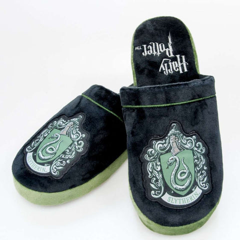 "Chaussons ""Serpentard"" - Harry Potter"