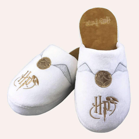 "Chaussons ""Vif d'Or"" - Harry Potter"