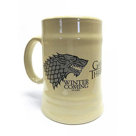 "Chope Mug Game of Thrones ""House Stark"""