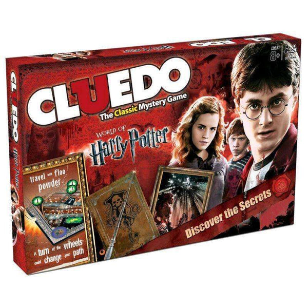 Cluedo Harry Potter - Jeu de Plateau