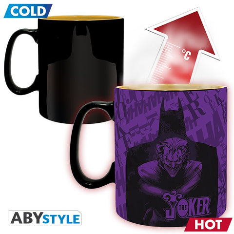 Mug Thermo-Réactif DC Comics - Batman-Very Bad Geek