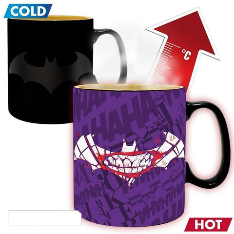 Mug Thermo-Réactif DC Comics - Batman