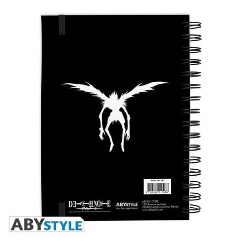 "Cahier A5 Death Note ""Carnet L"""