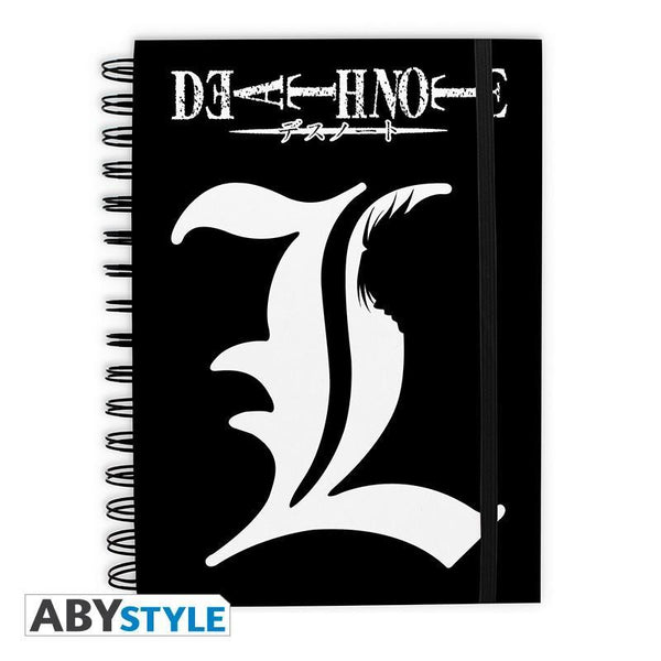 Cahier A5 Death Note