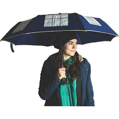 "Parapluie Doctor Who ""Tardis"""
